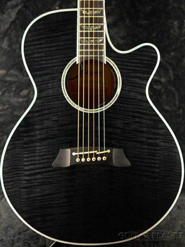 ギター, アコースティックギター Takamine TDP181AC SBL See-through Black ,Electric Acoustic Guitar,,