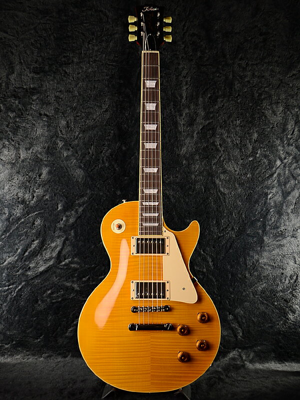 ギター, エレキギター Tokai LS136F LD ,Les Paul,Lemon Drop,Yellow,,Electric Guitar,LS-136F