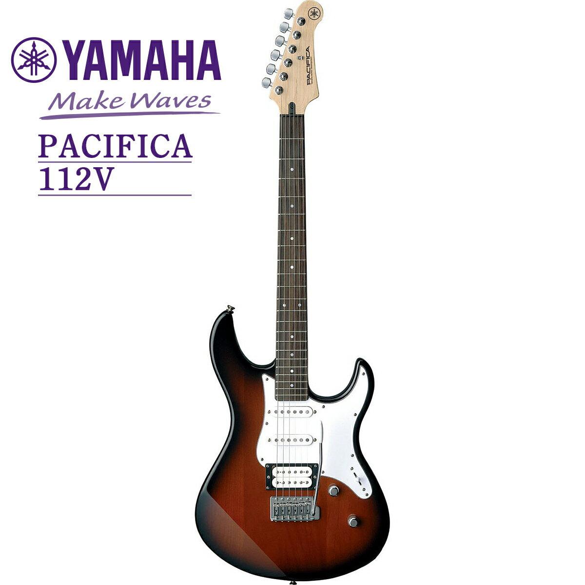 ギター, エレキギター YAMAHA PACIFICA 112V -OVS()- SunburstElectric Guitar,