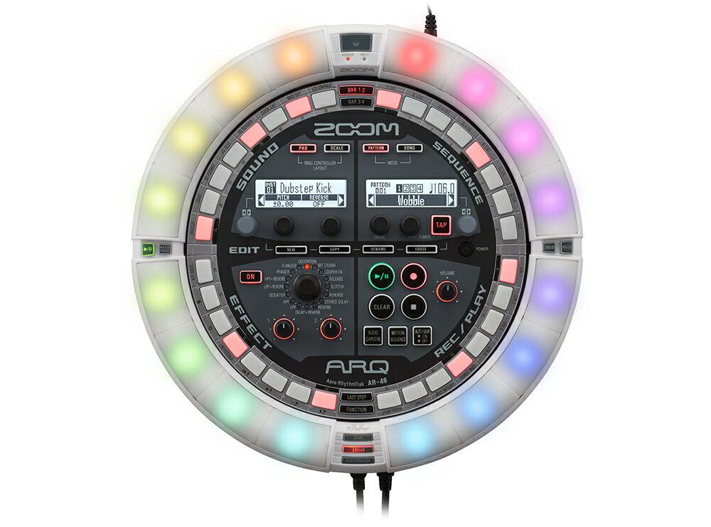 DAW・DTM・レコーダー, シーケンサー・リズムマシン ZOOM ARQ AR-48