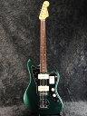 Fender Made in Japan Hybrid 60s Jazzmaster -Sherwood Green Metallic- 新品 《レビューを書いて特典プレゼント!!》[フェンダージャパン][ハイブリッド][ジャズマスター][グリーン,緑][Electric Guitar,エレキギター]