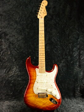 Fender Custom Shop ~Founders Design~ Figured Maple Stratocaster -Tobacco Burst- Designed by J.W.Black 新品[フェンダーカスタムショップ,CS][J.W.ブラック][ストラトキャスター][タバコバースト][Electric Guitar,エレキギター]