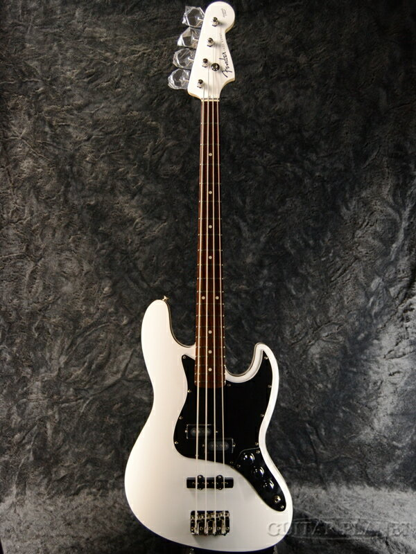 ベース, エレキベース Fender Made In Japan Aerodyne II Jazz Bass -Arctic White- ,,Electric Bass
