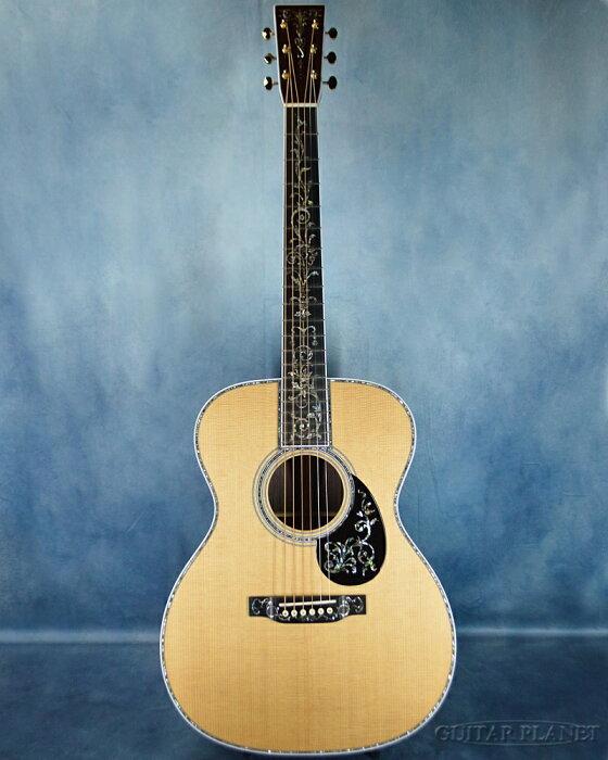 【現地選定品‼】Martin ~Custom Shop~CTM OM-45 Tree of Life 新品[マーチン][Natural,ナチュラル][Acoustic Guitar,アコースティックギター,Folk Guitar,フォークギター]