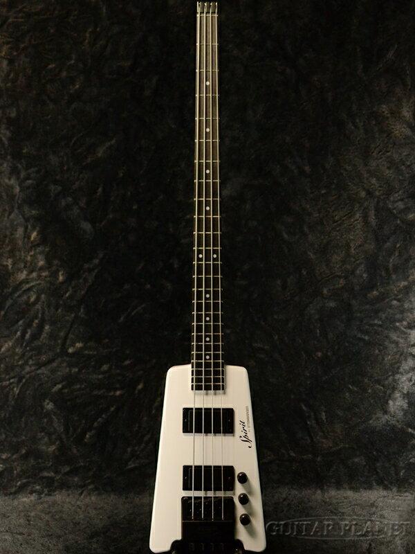 ベース, エレキベース Steinberger Spirit XT-2 Standard Bass -White- ,Electric Bass,XT2