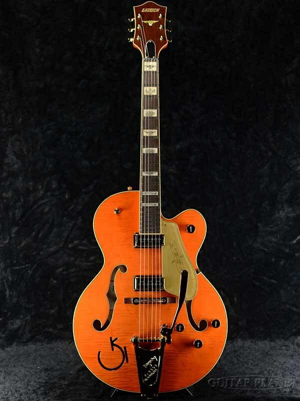 ギター, エレキギター Gretsch G6120T-55 VS Vintage Select Edition 55 Chet Atkins -Western Orange Stain-,Electric Guitar
