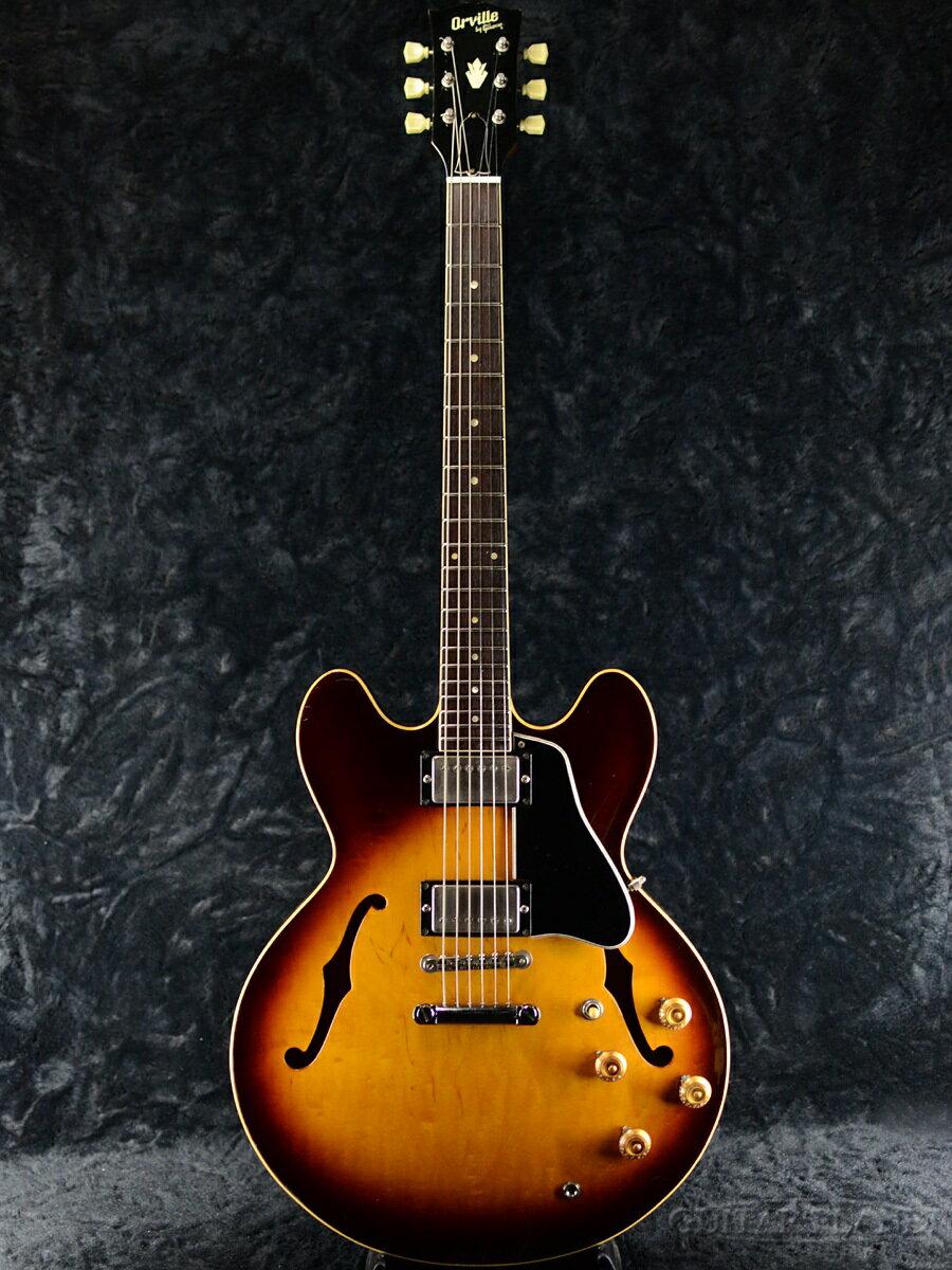 ギター, エレキギター Orville by Gibson ESES-335 DOT -Vintage Sunburst- 1988Gibson,,Electric Guitar,used
