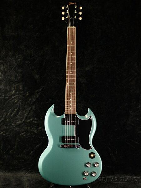GibsonSGSpecial-FadedPelhamBlue-新品 ギブソン  スペシャル  P90  ペルハムブルー,青