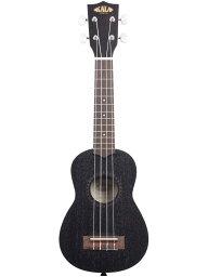 KALA KA-15S-BLK KA-15 BLACK SATIN MAHOGANY SOPRANO 新品 ソプラノウクレレ[カラ][soprano][ukulele]