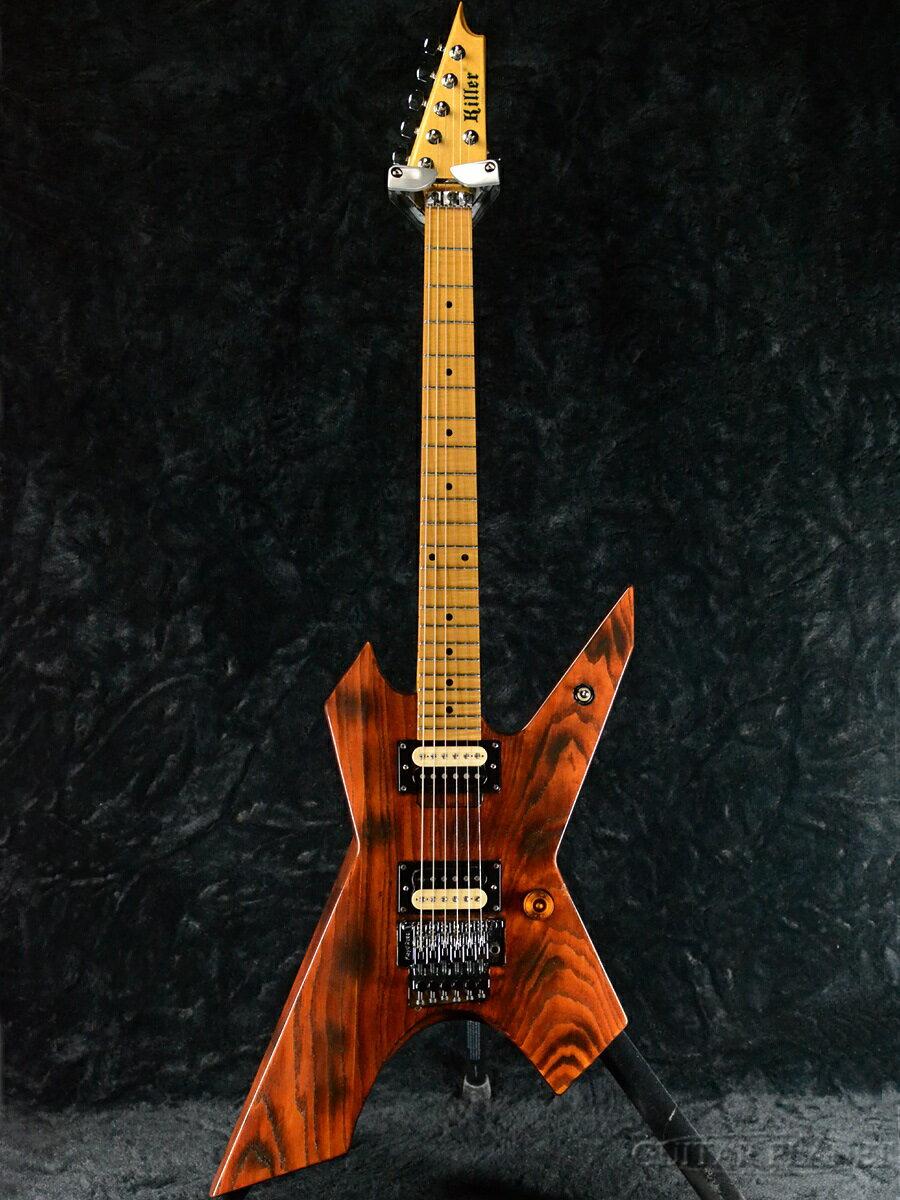 ギター, エレキギター Killer KG-Prime Signature -Hickory Brown- 2000,LOUDNESS,Electric Guitar,used