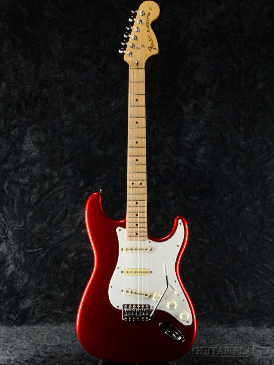 ギター, エレキギター Fender Japan ST72-86DSC -CARM(Candy Apple Red)- 1992-1993Stratocaster,,Elect ric Guitarused