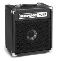 【ポイント10倍】【25W】【送料無料】HartkeHD25新品ベースアンプ[ハートキー][HD-25][BassComboAmplifier,コンボ]