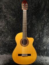 AntonioSanchezEG-7Spruce新品[アントニオサンチェス][スペイン製][ピックアップ搭載][ClassicGuitar,クラシックギター,エレガット]