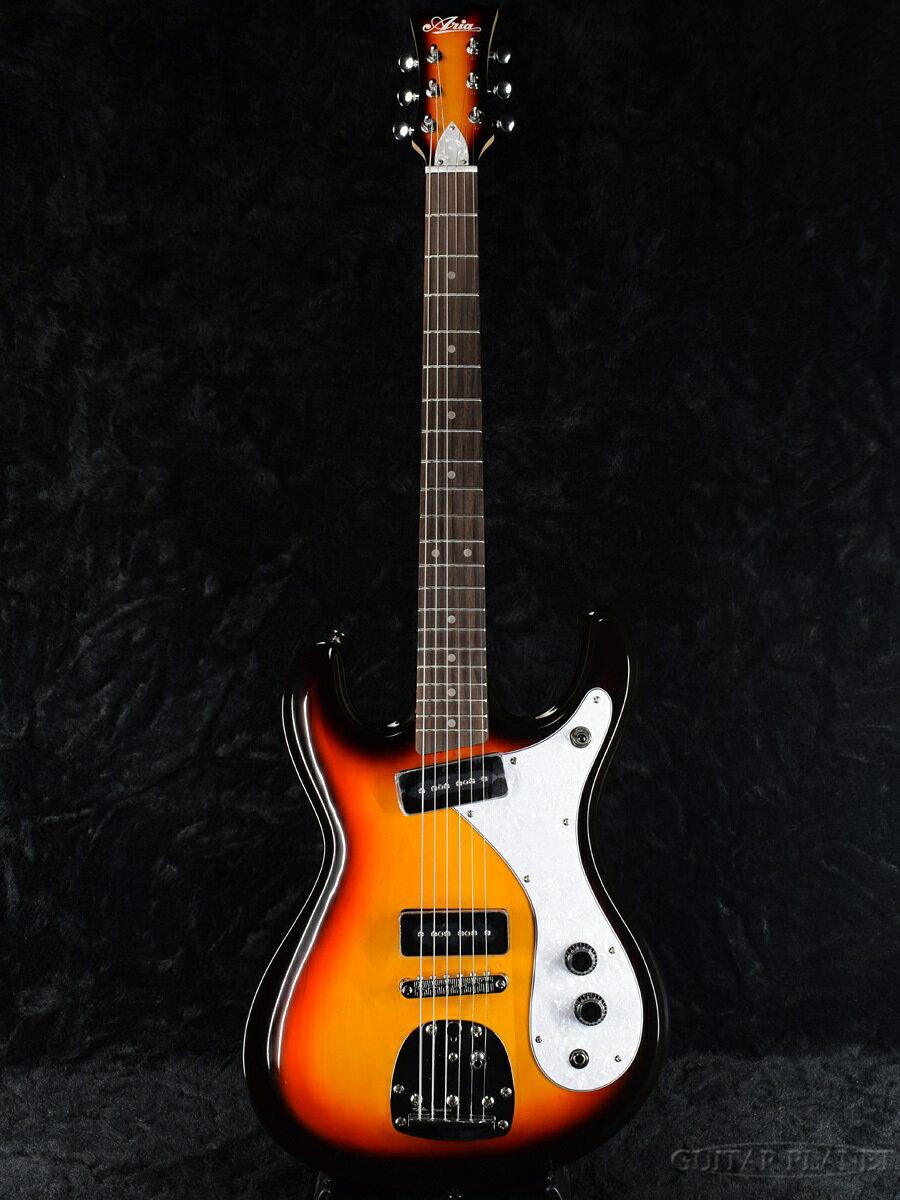ギター, エレキギター Aria DM-01 3TS SunburstElectric Guitar,