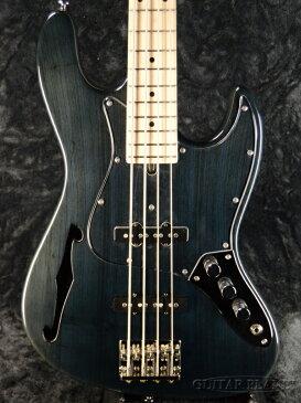 Bacchus ≪アウトレット大特価≫ WL4DX-ASH HOLLOW -Black Oil- 新品[バッカス][国産/日本製][WOODLINE][ブラックオイル,黒][Jazz Bass,ジャズベースタイプ][Electric Bass,エレキベース]