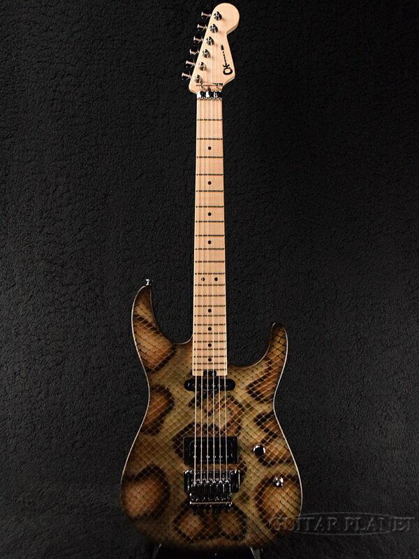 ギター, エレキギター Charvel WARREN DEMARTINI SIGNATURE -SNAKE- PRO MOD Stratocaster,Electric Guitar,
