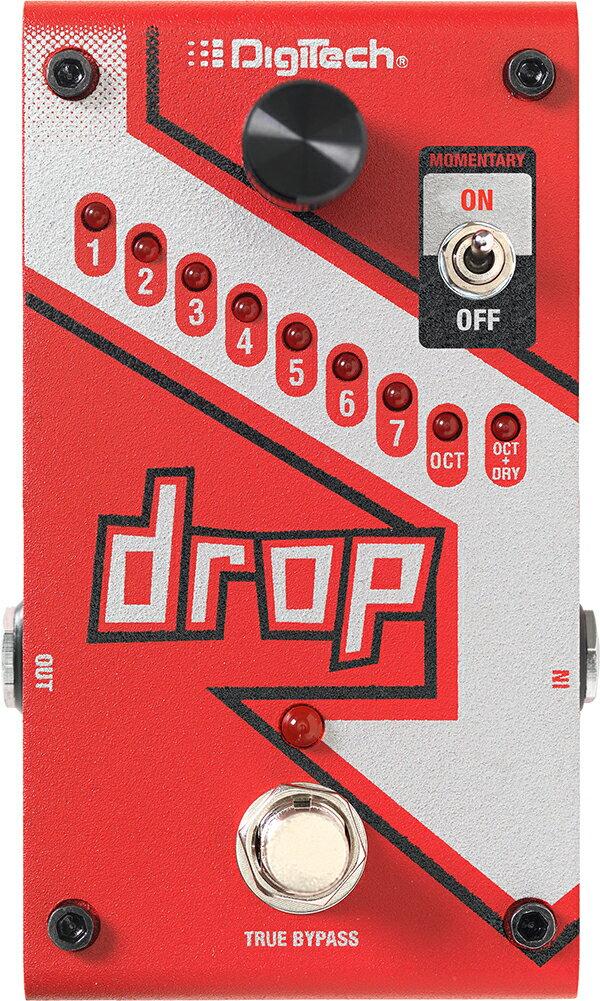 DAW・DTM・レコーダー, その他 DigiTech Drop Pitchshifter,Effector,