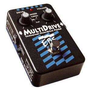 EBS MULTI DRIVE 新品 ベース用オーバードライブ[マルチドライブ][Bass Overdrive][Effector,エ...
