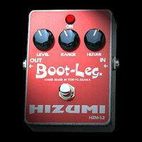 【送料無料】Boot-LegHIZUMIHZM-1.2新品オーバードライブ/ディストーション[ブートレッグ][ヒズミ][HZM1.2][Effector,エフェクター]