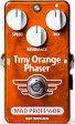 【エントリーでポイント10倍】MAD PROFESSOR Tiny Orange Phaser 新品 フェイザー [マッドプロフェッサー][タイニーオレンジ][Phaser][Effector,エフェクター]