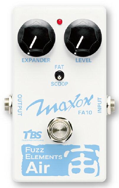 ギター用アクセサリー・パーツ, エフェクター Maxon Fuzz Elements Air FA10 Effector,