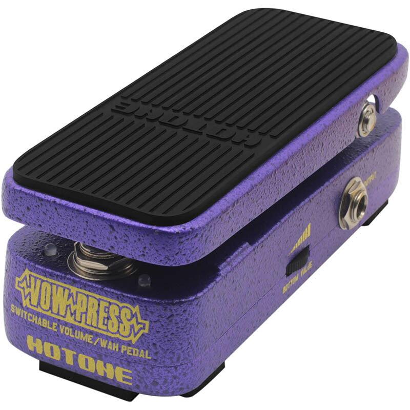 ギター用アクセサリー・パーツ, エフェクター HOTONE VOW PRESS Wah,Volume Pedal,Effector,