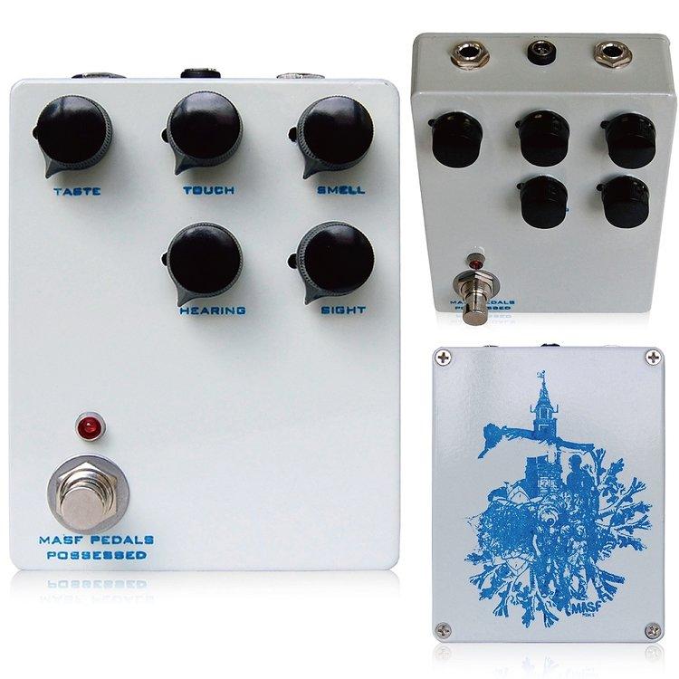 ギター用アクセサリー・パーツ, エフェクター MASF Pedals POSSESSED DelayEffector,
