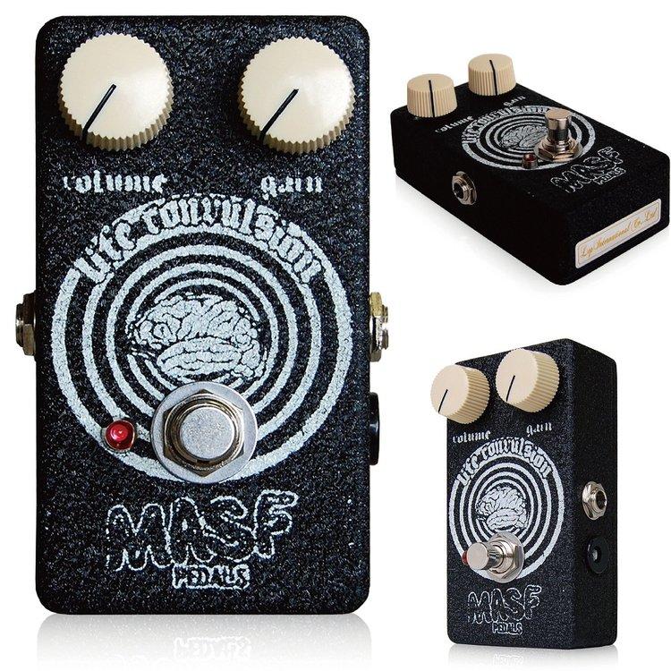 ギター用アクセサリー・パーツ, エフェクター MASF Pedals Life Convulsion Octave FuzzEffector,