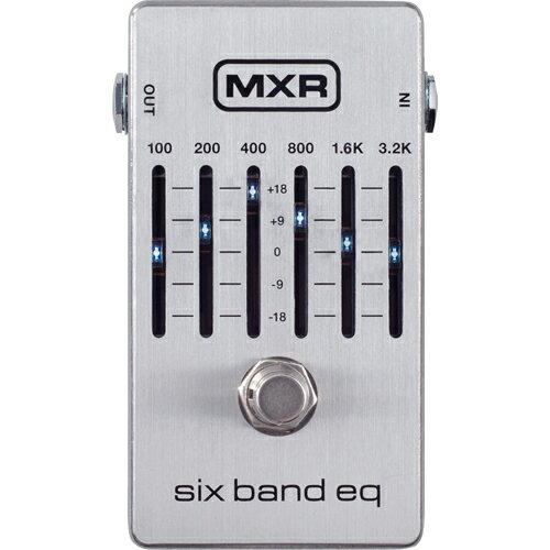 ギター用アクセサリー・パーツ, エフェクター MXR M109S Six Band Graphic EQ M-109SEffector,