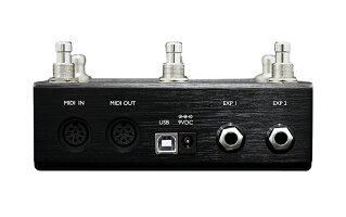 MorningstarEngineeringMC6MKII新品[モーニングスターエンジニアリング][Switcher,スイッチャー][MIDIコントローラー][Effector,エフェクター]