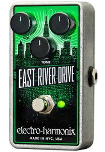 【正規品】electro-harmonix East River Drive 新品 オーバードライブ[エレクトロハーモニクス]...