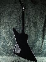 【限定モデル】【送料無料】EpiphoneLimitedEdition1984Explorer新品EMGピックアップ搭載エボニーブラック[エピフォン][エクスプローラー][EbonyBlack,黒][ElectricGuitar,エレキギター]