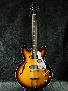 【楽天スーパーSALE】【送料無料】Epiphone Elitist 1965 Casino 新品 ヴィンテージサンバースト[エピフォン][エリーティストカジノ][Vintage Sunburst][セミアコ/フルアコ][日本製][エレキギター,Electric Guitar]_eg[05P05Sep15]