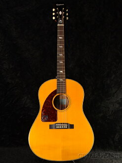Epiphone Inspired by 1964 Texan Antique Natural Left Hand brand new PU with [Epiphone], [Texan] antique natural [acoustic-electric guitars, Acoustic Guitar, acoustic guitar [lefties, left hand, Left hand Lefty, Lefty]