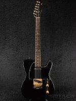 【中古】FenderUSATelecaster-BlackandGoldEdition-1981年製[フェンダーUSA][TL,テレキャスター][ブラック,黒][ElectricGuitar,エレキギター]【used_エレキギター】_vtg