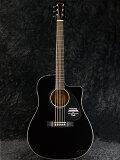 Fender CD-60CE V2 Black 新品[フェンダー][CD60CE][ブラック,黒][Electric Acoustic Guitar,エレアコ,アコギ,アコースティックギター,Folk Guitar,フォークギター]