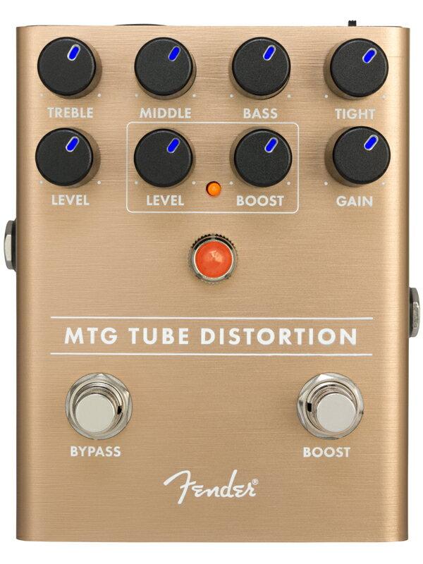 ギター用アクセサリー・パーツ, エフェクター Fender MTG Tube Distortion Effector,,