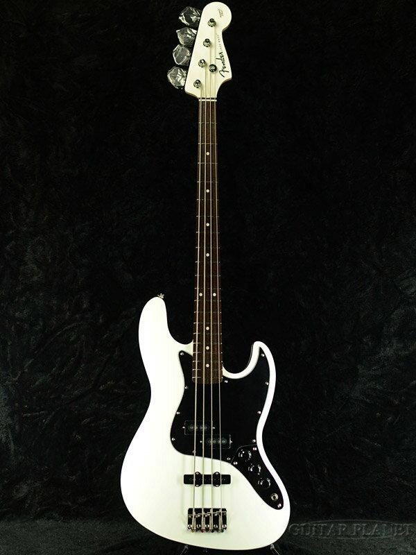 ベース, エレキベース Fender Made In Japan Aerodyne II Jazz Bass -Arctic White- ,,Electric Bass
