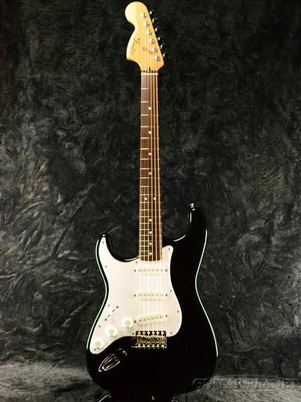 ギター, エレキギター Fender Japan ST72LH -BLKR (Black Rosewood)- 2004-2006,Left hand,,,Lefty,Stratocaster,El ectric Guitar,used