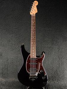 【中古】Fender Mexico Sergio Vallin Signature Guitar -Black- 2015年製[フェンダーメキシコ][Mana,セルヒオ・バジン][ブラック,黒][Electric Guitar]【used_エレキギター】