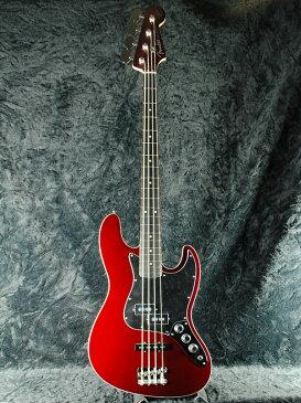 Fender Japan Exclusive Aerodyne Jazz Bass OCR (旧型番:AJB) 新品 オールドキャンディアップルレッド [フェンダー][ジャパン][エアロダイン][ジャズベース][Old Candy Apple Red,赤][Electric Bass,エレキベース]