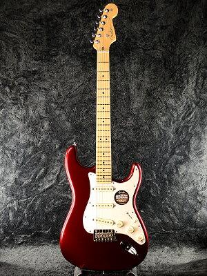 【送料無料】Fender USA American Standard Stratocaster Upgrade -Mystic Red/Maple- 新品 ミスティックレッド[フェンダー][アメリカンスタンダード][ストラトキャスター][赤][Electric Guitar,エレキギター]