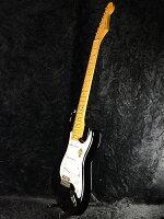 【MINI3&AW-2G付】【ERNIEBALL4点セット付】FenderJapanST57-TXBLK新品ブラック[フェンダージャパン][Stratocaster,ストラトキャスター][Black,黒][ElectricGuitar,エレキギター]