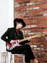 【ERNIE BALL4点セット付】【送料無料】Fender Japan Exclusive Ken Stratocaster Galaxy Red 新品[フェンダー][国産/日本製][ストラト…
