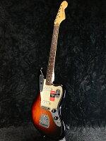 【ERNIEBALL4点セット付】【送料無料】FenderUSAAmericanProfessionalJaguar-3ColorSunburst/Rose-新品[フェンダー][アメリカンプロフェッショナル][サンバースト][ジャガー][ElectricGuitar,エレキギター]