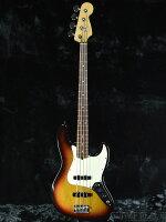 【中古】FenderUSAAmericanJazzBass-3-ColorSunburst-2003年製[フェンダー][アメリカン][ジャズベース][3カラーサンバースト][ElectricBass,エレキベース]【used_ベース】