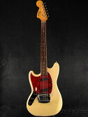 【中古】Fender Japan MG69 LH -Vintage White- 1994-1995年製[フェンダージャパン][Lefty,レフティー][ヴィンテージホワイト,白][Mustang,ムスタング][Electric Guitar,エレキギター]【used_エレキギター】