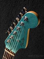 【100本限定】【中古】FenderUSAAmericanStratocasterMarsMusicLimitedEdition-TealSparkle-2001年製[フェンダーUSA][アメリカンスタンダード][ダフネブルー][ストラトキャスター][ElectricGuitar,エレキギター]【used_エレキギター】