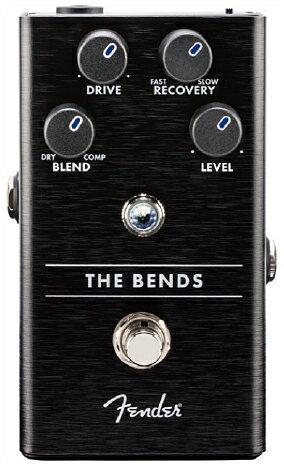 ギター用アクセサリー・パーツ, エフェクター Fender The Bends Compressor Pedal Effector,,