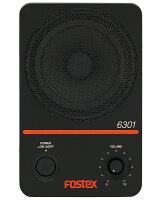 【1台】Fostex6301ND新品アクティブモニタースピーカー[フォステックス][MonitorSpeaker]